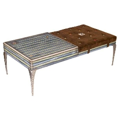 Unexpected Coffee Table / Bench