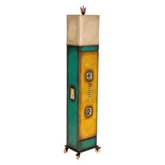Elements Cabinet//Lamp